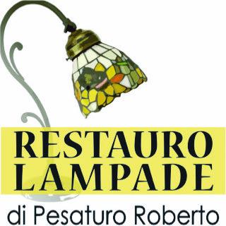 Restauro Lampade - Restauratori d'arte Roma