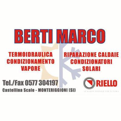 Berti Marco - Riscaldamento - impianti e manutenzione Castellina Scalo Abate
