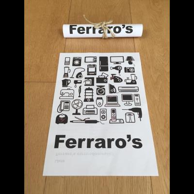 Ferraro's elettrodomestici - Elettrodomestici - vendita al dettaglio Reggio di Calabria