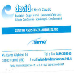 Ditta David Claudio Vendita Assistenza Caldaie