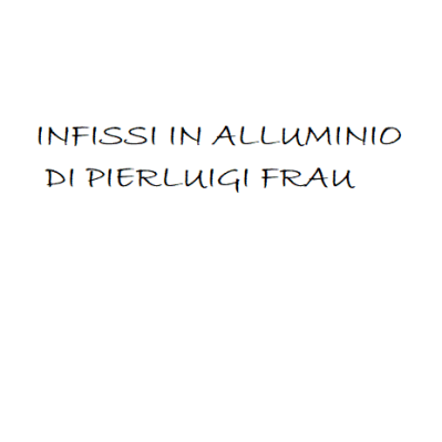Infissi in Alluminio Frau