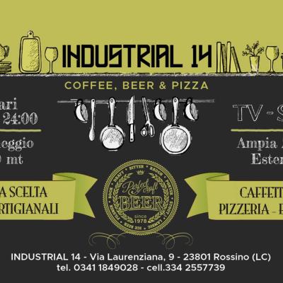 Industrial 14 - Locali e ritrovi - birrerie e pubs Rossino