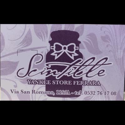 Scintille Yankee Candle Store - Articoli regalo - vendita al dettaglio Ferrara