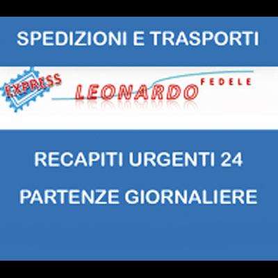 Corriere Express Leonardo Fedele - Corrieri Ferrandina