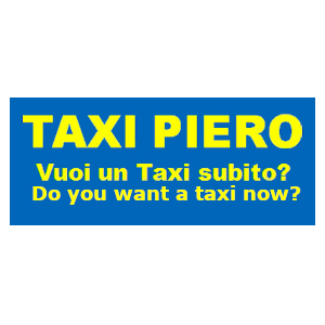 Taxi Piero - Taxi Imperia