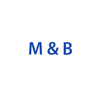 M & B