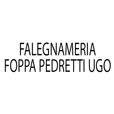 Falegnameria Foppa Pedretti Ugo