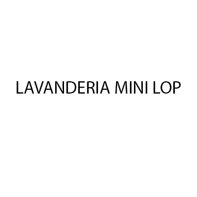 Lavanderia Mini Lop - Lavanderie San Trovaso