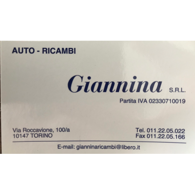 Auto Ricambi Giannina