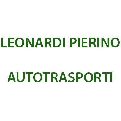 Leonardi Pierino Autotrasporti - Trasporti Vergobbio