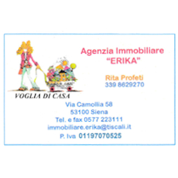 Erika Immobiliare - Agenzie immobiliari Siena