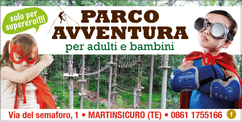 Oasi Parco avventura Martinsicuro