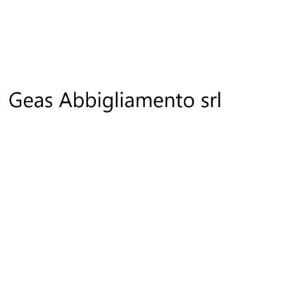 Geas Abbigliamento Srl