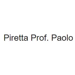 Piretta Prof. Paolo
