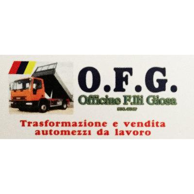 Officine F.lli Giosa - Officine meccaniche Tito Scalo