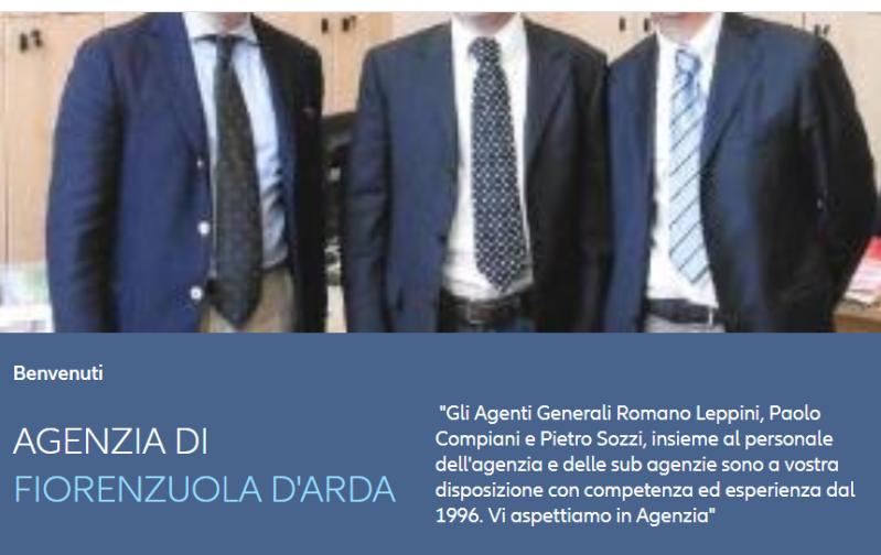 Allianz - Lloyd Fiorenzuola Sas di Leppini, Compiani e Sozzi