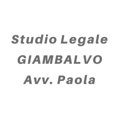 Giambalvo Avv. Paola - Avvocati - studi Castelvetrano