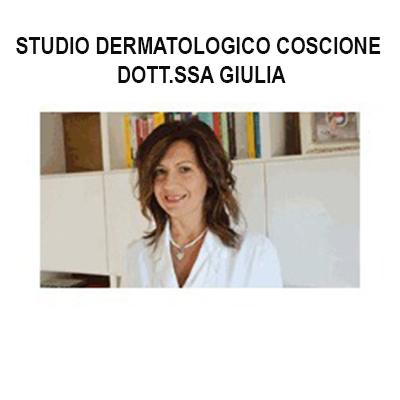 Studio Dermatologico Coscione Dott.ssa Giulia - Medici specialisti - dermatologia e malattie veneree Spoltore