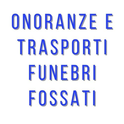 Onoranze Funebri Fossati - Onoranze funebri Serravalle Scrivia
