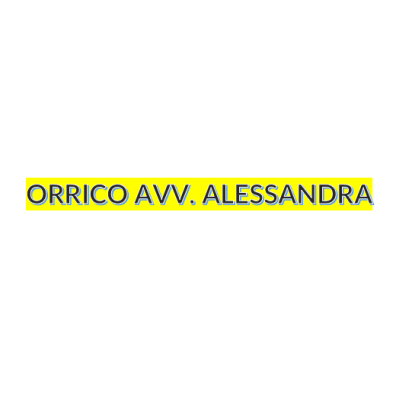 Orrico Avv. Alessandra