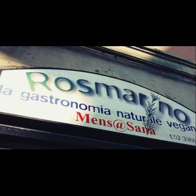 Rosmarino Gastronomia Naturale e Vegana