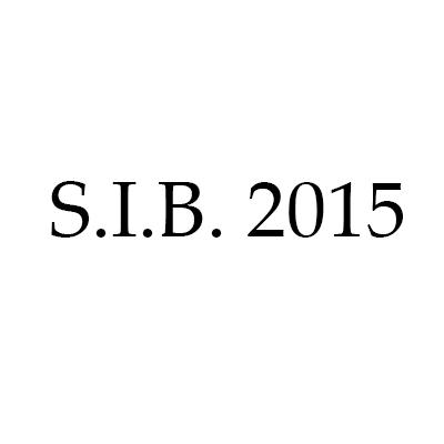 S.I.B. 2015