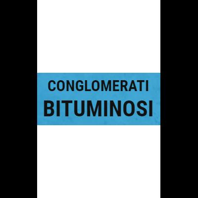Conglomerati Bituminosi - Edilizia - materiali Simaxis