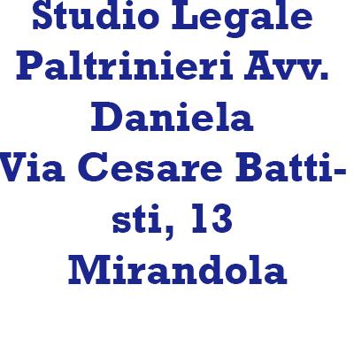Studio Legale Paltrinieri Avv. Daniela - Avvocati - studi Mirandola