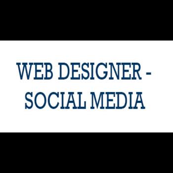 Web Designer - Social Media Marketing