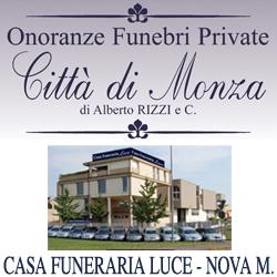 Agenzia Funebre - Citta' di Monza Alberto Rizzi Onoranze Pompe Funebri - Onoranze funebri Monza