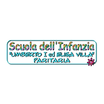 Scuola dell'Infanzia Umberto I Elisa Villa