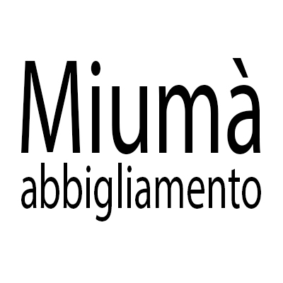 Miumà abbigliamento - Abbigliamento - vendita al dettaglio Foligno