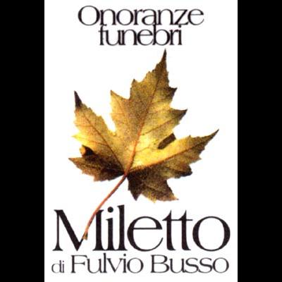 Onoranze Funebri Miletto - Onoranze funebri Collegno