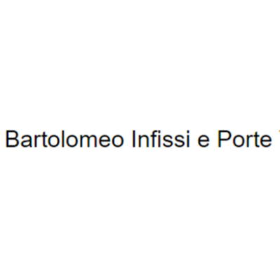 Bartolomeo Infissi e Porte