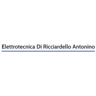 Elettrotecnica  Ricciardello Antonino - Impianti idraulici e termoidraulici Capo d'Orlando