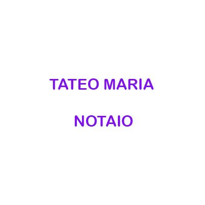 Tateo Maria Notaio - Notai - studi Francavilla Fontana