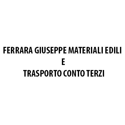 Ferrara Giuseppe Materiali Edili e Trasporto Conto Terzi - Edilizia - materiali Tursi