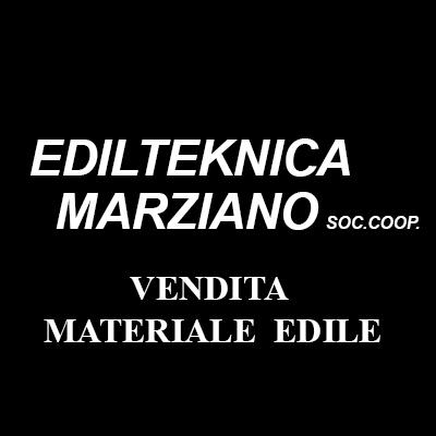 Edilteknica Marziano Materiale Edile - Edilizia - materiali Caltanissetta
