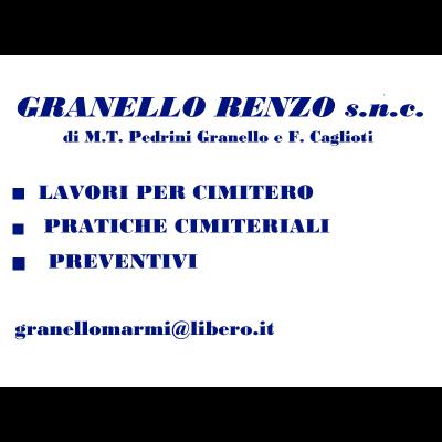 Granello Renzo - Marmo ed affini - lavorazione Genova