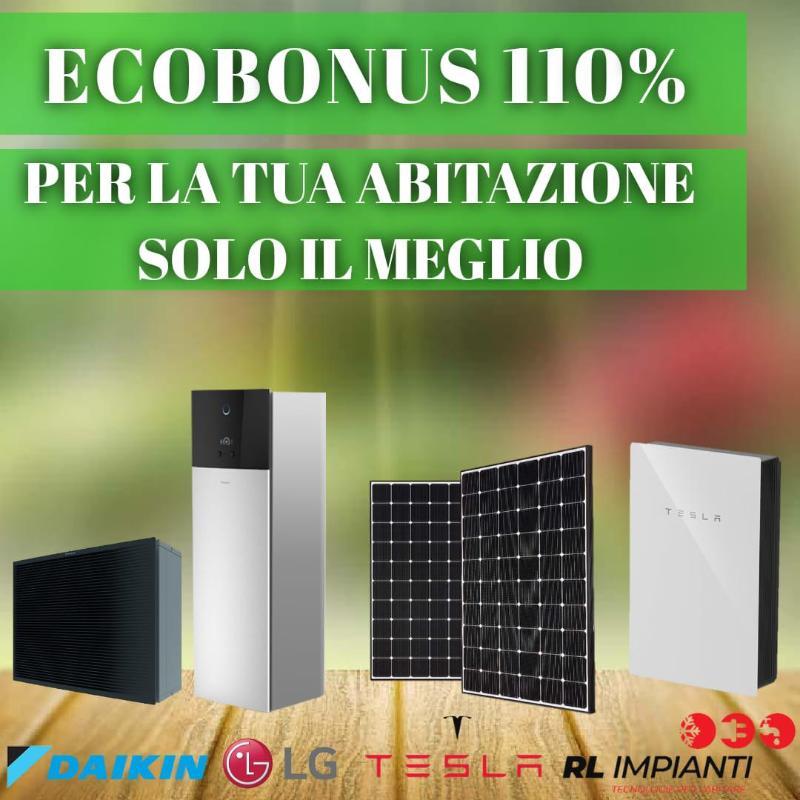 Rl Impianti : Climatizzazione - Fotovoltaico - Solare Termico - Caldaie