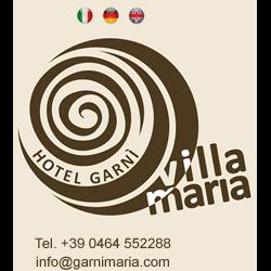 Hotel Garni' Villa  Maria - Residences ed appartamenti ammobiliati Riva del Garda