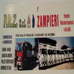 Autotrasporti Zampieri - Autotrasporti Polesella