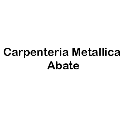 Carpenteria Metallica Abate - Fabbri Afragola