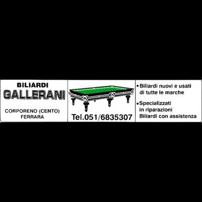 Biliardi Gallerani - Biliardi ed accessori Cento