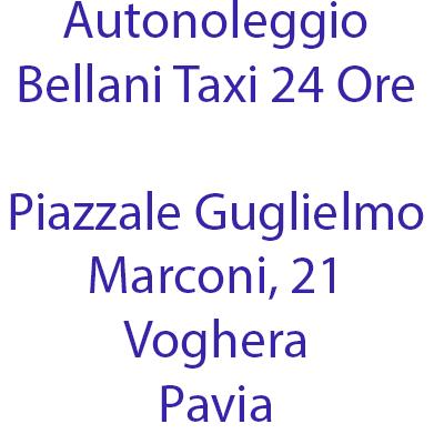 Autonoleggio Bellani Stefano Taxi 24 Ore - Autonoleggio Voghera