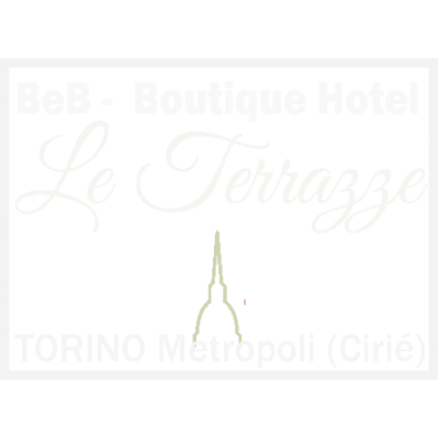 B&B Le Terrazze Boutique Hotel Torino - Bed & breakfast Ciriè