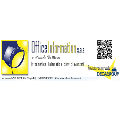 Office Information - Informatica - consulenza e software Villa d'Agri