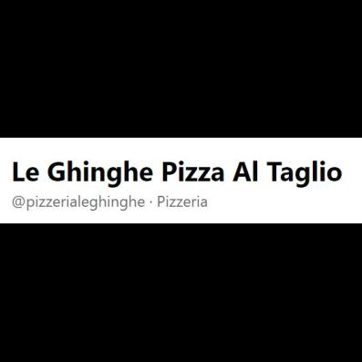 Pizza al Taglio Le Ghinghe - Pizzerie Tione di Trento